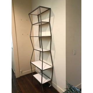 Mid-Century Modern Etagere Shelf Preview