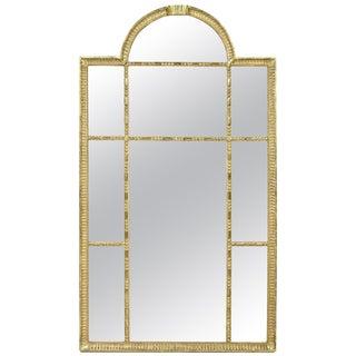 Swedish Neoclassic Giltwood Mirror For Sale