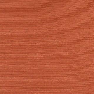 Sample Suzanne Tucker Home Taylor Cotton/Silk Ottoman Fabric in Cayenne For Sale