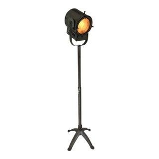 Adjustable Studio Spotlight Floor Lamp