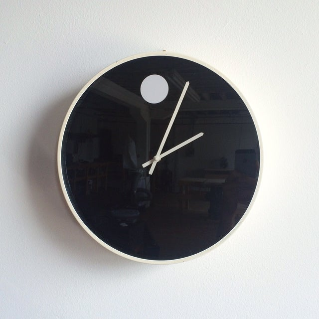 """Howard Miller """"Museum"""" Clock Model No. 4628, designed by Nathan George Horwitt. Brand new movement, keeps perfect time...."""