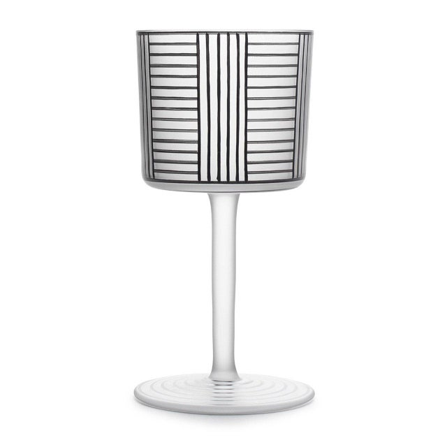 """""""Series B"""" Wine Glass by Josef Hoffmann For Sale In San Francisco - Image 6 of 6"""