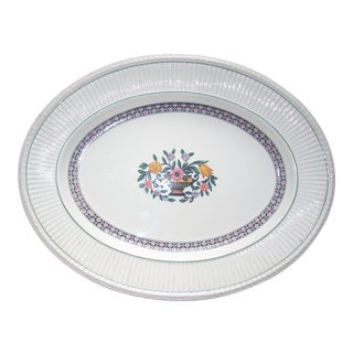 1970s Traditional Wedgwood Platter For Sale