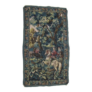 Early 20th Century Belgian Tapestry #1