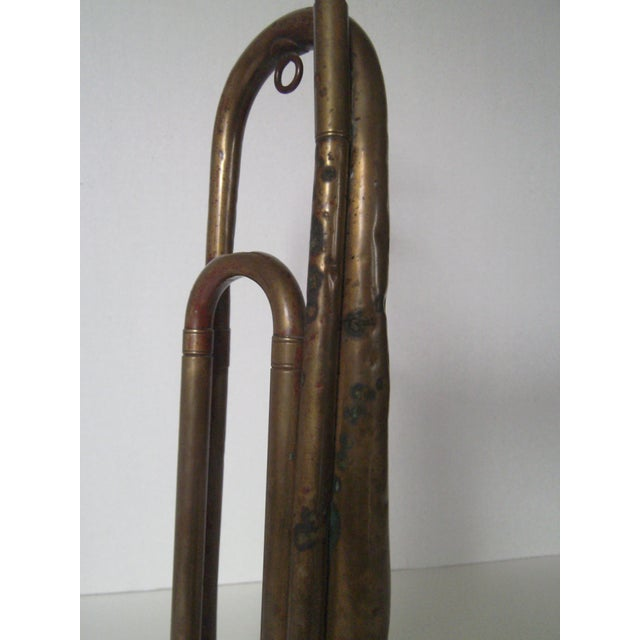 Antique Conn Bugle - Image 8 of 8
