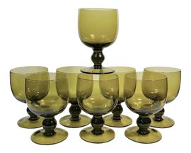 Image of Olive Glasses