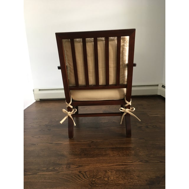 Mariette Himes Gomez Slat Back Chair - Image 5 of 6