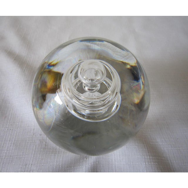 1960s Holmegaard Danish Paperweight For Sale - Image 5 of 7