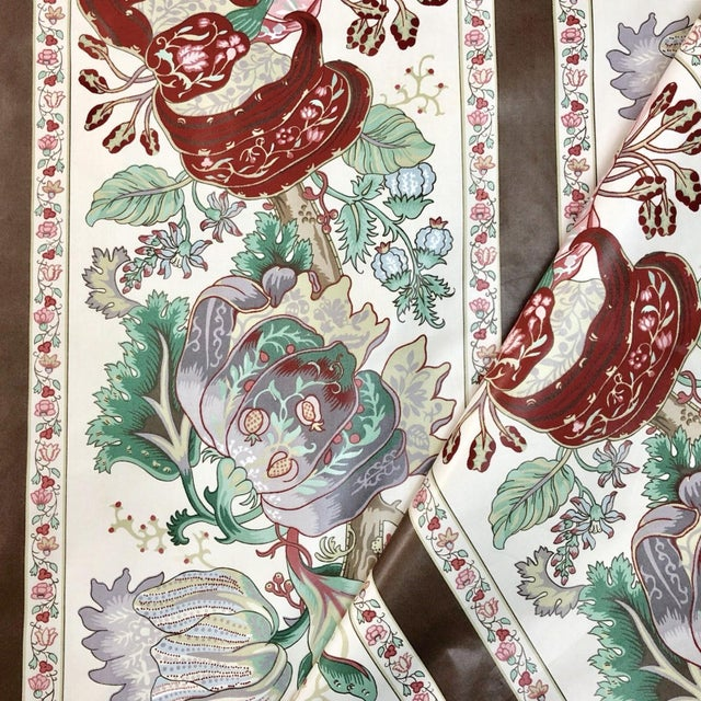 This listing is for a beautiful Rose Cumming designer fabric. Manufacturer: Rose Cumming Pattern: La Portugaise Style:...