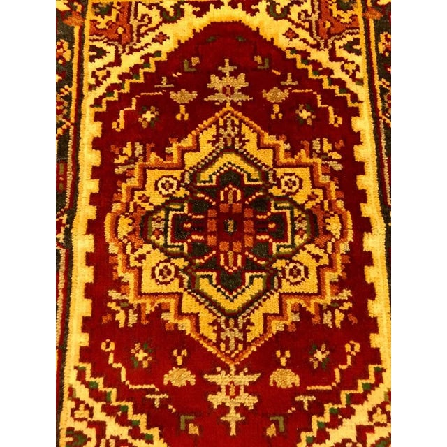 Turkish Sami-Antique Rug - 2′1″ × 3′ - Image 4 of 5