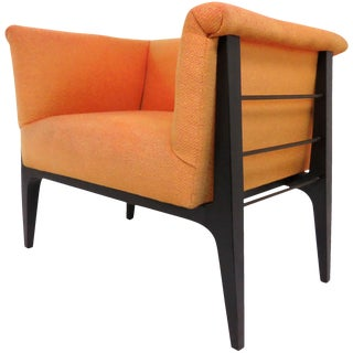 Mid-Century Modern Armchair in Manner of Harvey Probber For Sale