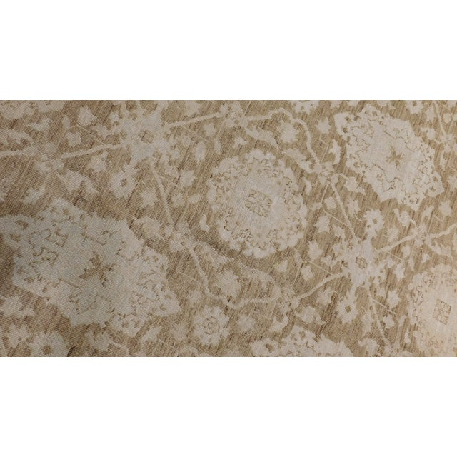 Agra Design Hand-Knotted Luxury Rug - 8′1″ × 9′11″ - Image 2 of 5