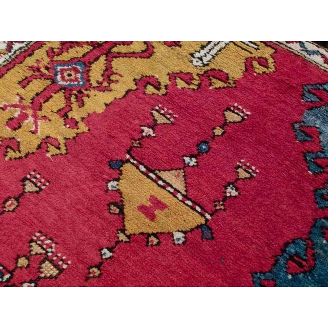 Antique West Anatolian Long Rug For Sale In New York - Image 6 of 7