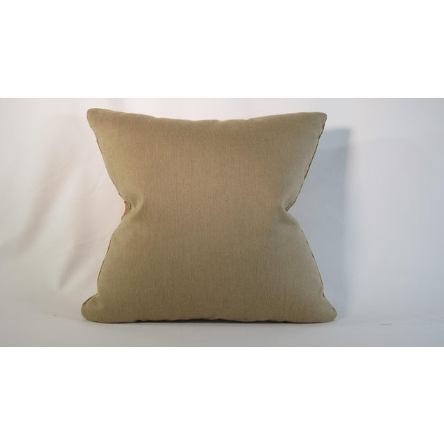 Italian Modern Italian Fortuny Pillow For Sale - Image 3 of 4