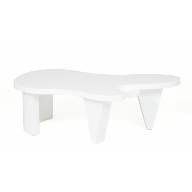 Contemporary Contemporary Customizeable Minimalist Amorphous Coffee Table For Sale - Image 3 of 3