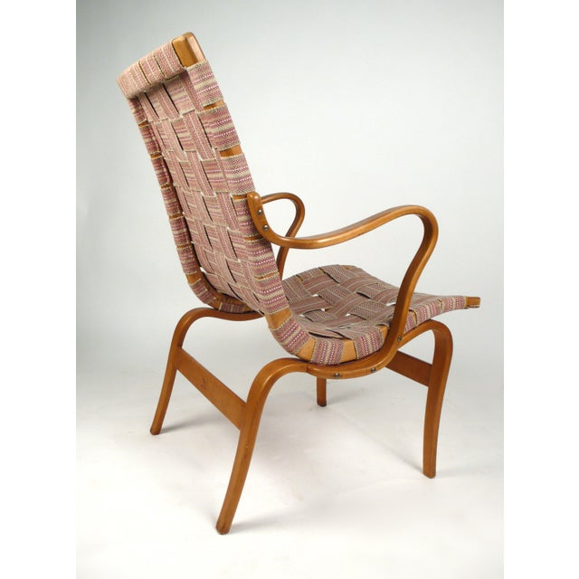 Beech Early Bruno Mathsson Eva Chair For Sale - Image 7 of 10