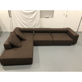 B&b Italia Andy Sectional Sofa by Paolo Piva Preview