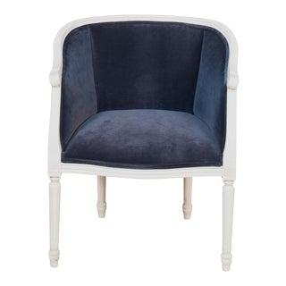 Modern Sarreid LTD Simple Stucco Uniform Pull Up Chair For Sale