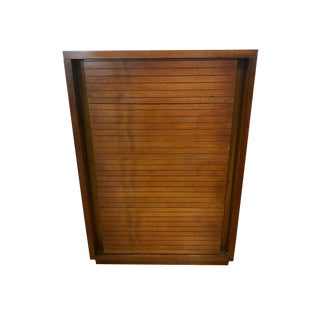 Heritage Henredon Frank Lloyd Wright Small Four-Drawer Chest For Sale