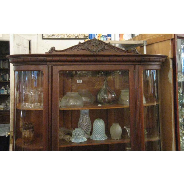 Victorian China Vitrine - Image 3 of 10