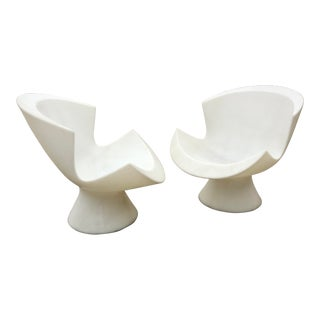 Modern Karim Rashid Kite Chairs - a Pair For Sale