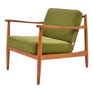 Alf Svensson Lounge Chair by Dux For Sale