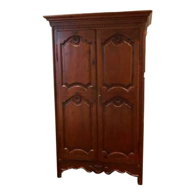 Vintage Clothing Armoire - Image 4 of 4