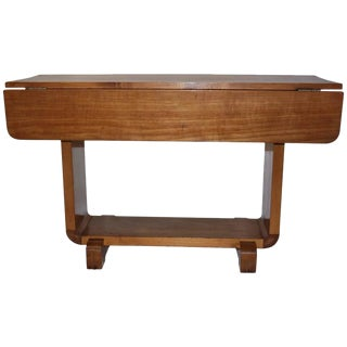20th Century Art Deco Shirley Temple's Drop-Leags Child Table For Sale