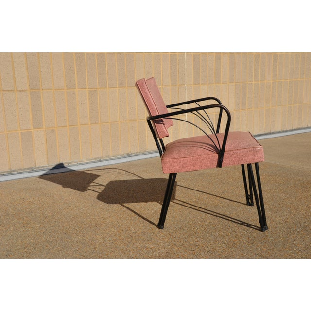 Mid-Century Modern Vintage Mid-Century Modern Viko Baumritter Lounge Chair For Sale - Image 3 of 13