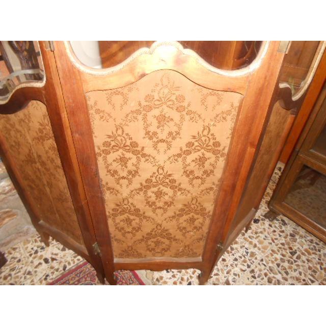 Petite French Dressing Screen For Sale - Image 9 of 10