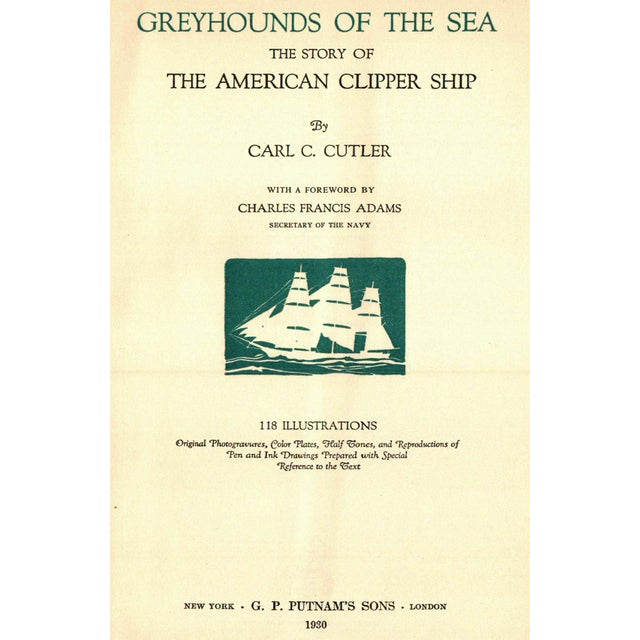 Greyhounds of the Sea Book - Image 2 of 4