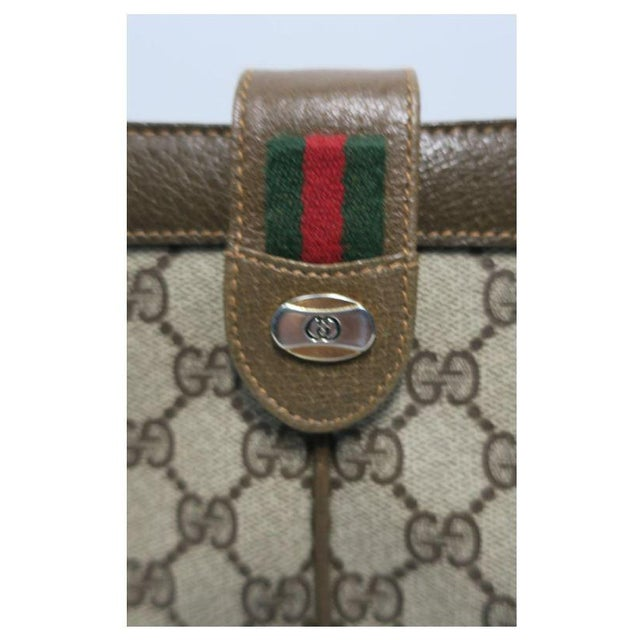 Late 20th Century Gucci Bag Clutch For Sale - Image 5 of 11