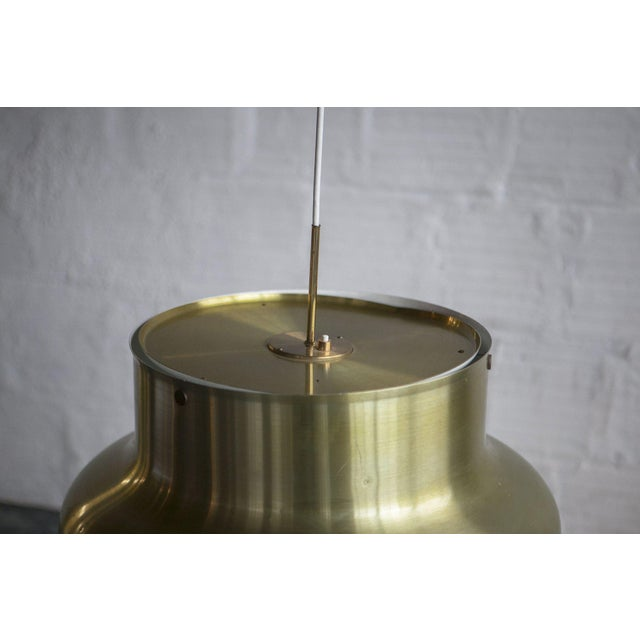 Brass Bumling Pendant Lamp - Image 5 of 5