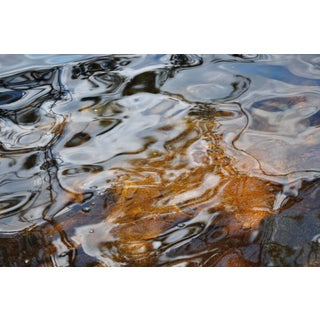 """Gaétan Caron """"Like Water, Like Gold"""" (De l'Eau en Or), New Hampshire Color Photo, 2013 For Sale"""