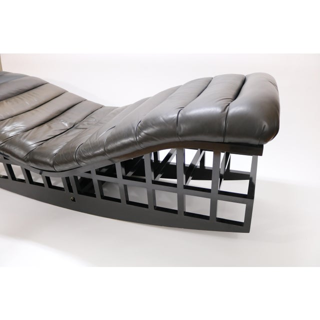 1980s Rocking Chaise by Richard Meier for Knoll For Sale - Image 5 of 13