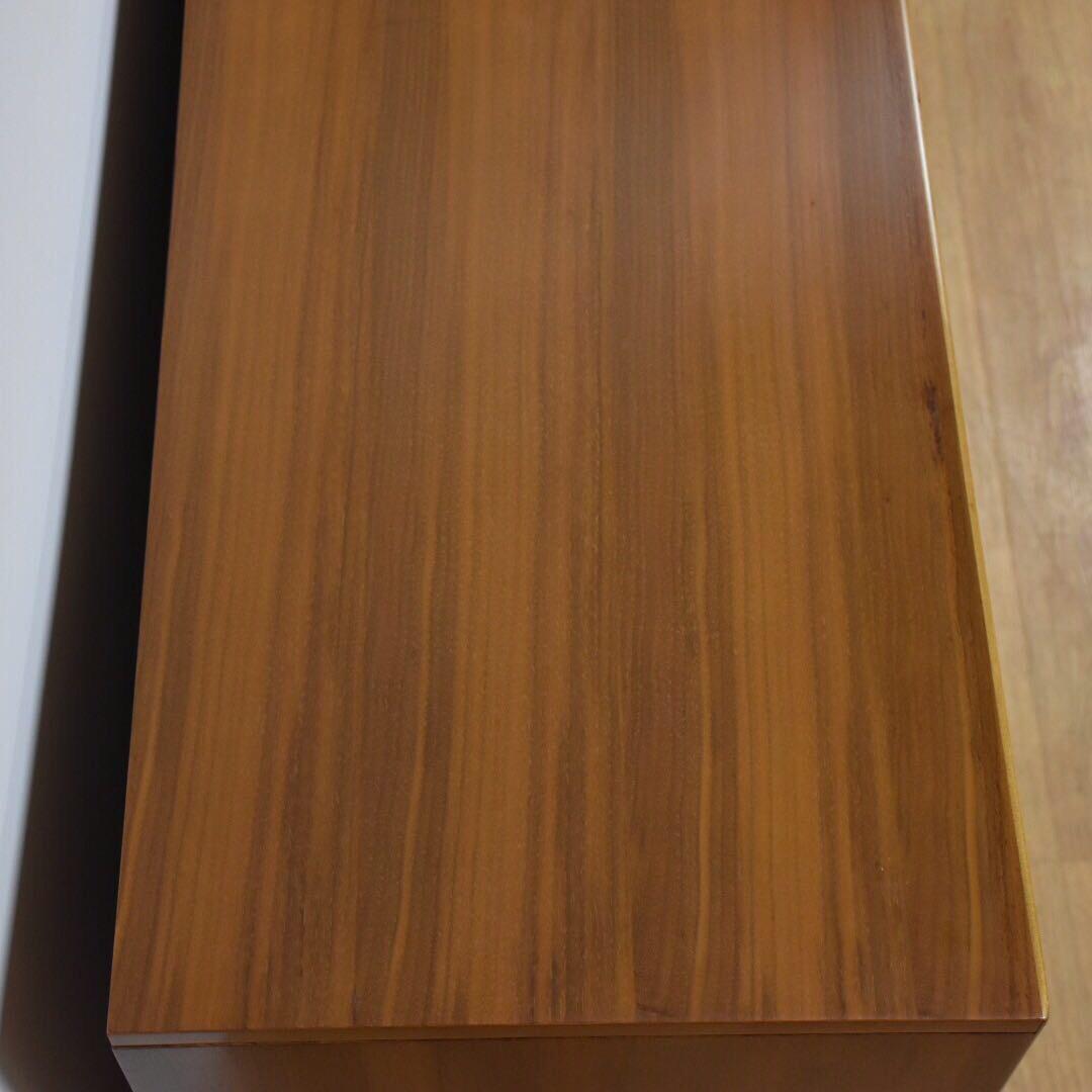 Rway Furniture Walnut Credenza Dresser   Image 7 Of 11