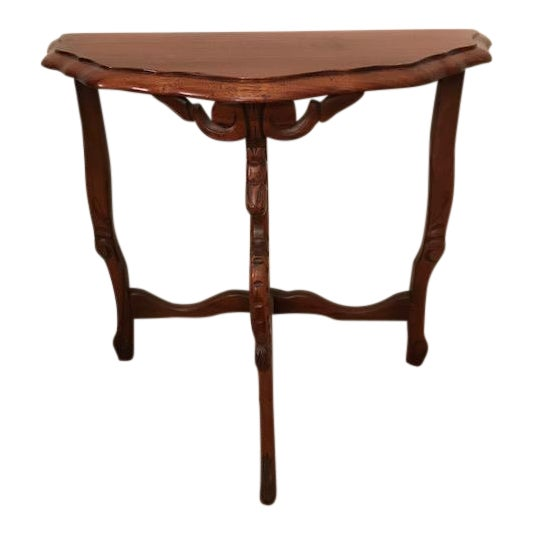 Demilune Side Table For Sale
