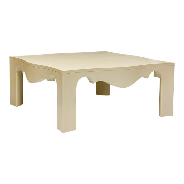 "Truex American Furniture "" Florence Coffee Table"" - Image 1 of 6"