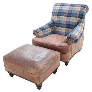 Lexington Lounge Chair & Ottoman
