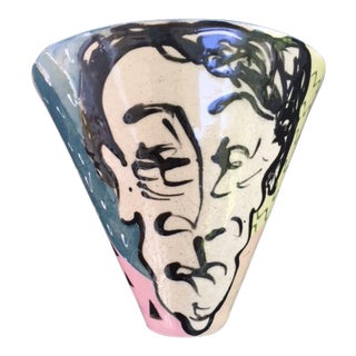 Peter Keil-Style Mid-Century Vase For Sale