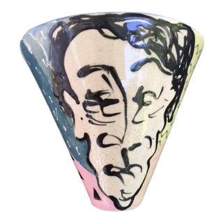 Peter Keil-Style Mid-Century Vase
