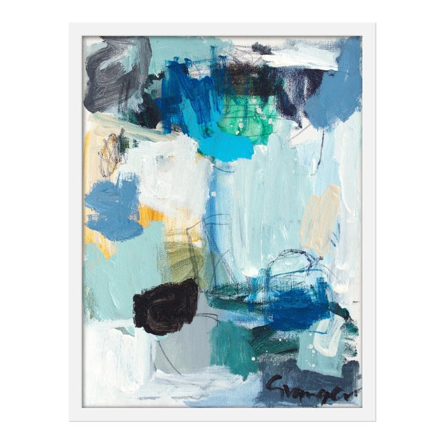 "Medium ""Winter Retreat"" Print by Lesley Grainger, 17"" X 22"" For Sale"