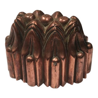 19th Century Copper Mold