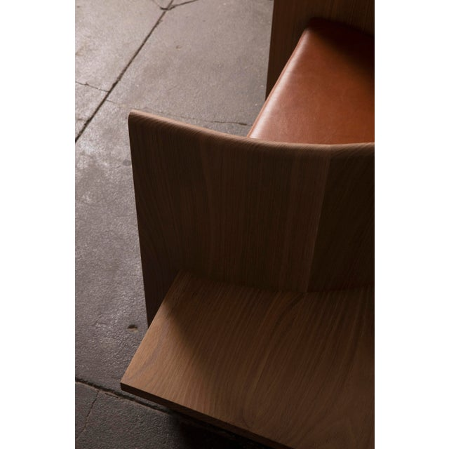 Not Yet Made - Made To Order Campagna (| Sit Chair in White Oak For Sale - Image 5 of 6