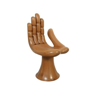 1960s Vintage Pedro Friedeberg Hand Chair For Sale