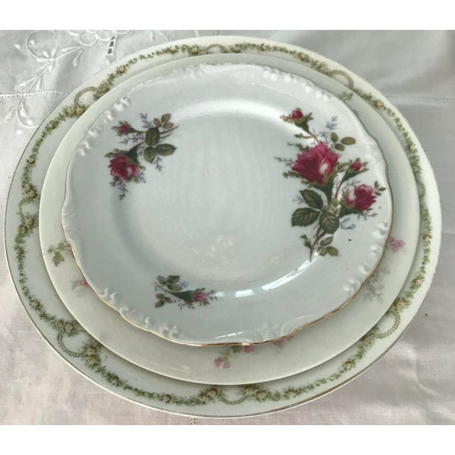 1900s Vintage China Table Setting For Sale - Image 5 of 10