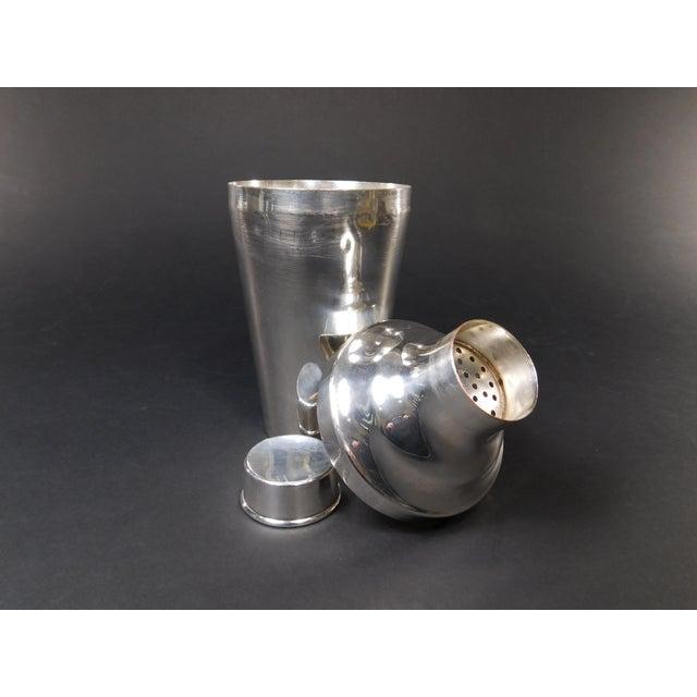 Vintage Tiffany & Co. Silverplate Shaker Bottle - Image 9 of 9