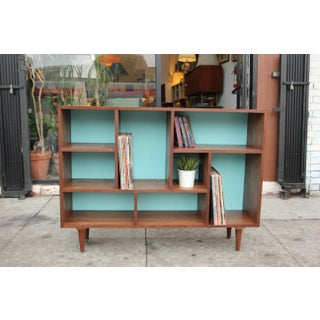 Walnut Bookcase Preview