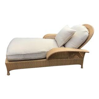 Oscar De La Renta Punta Cana Design Patio Chaise For Sale