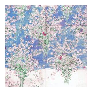 Paule Marrot, Papillons Et Margeurites, Unframed Artwork For Sale